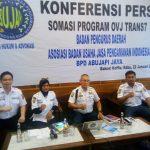 BPD ABUJAPI JAYA Gelar  Konferensi Pers SOMASI Program OVJ TRANS7