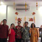 DPP GPP Hadiri Open House Imlek di Kediaman Chandra Setiawan